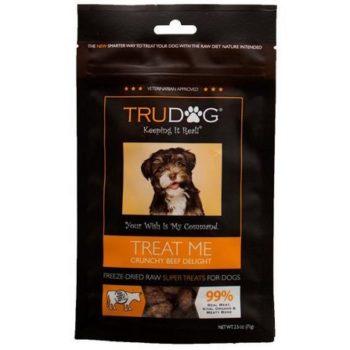 TruDog Pet Treats Recall | February 2018